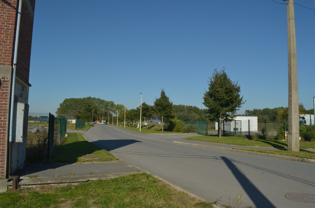 Parc des Houssières à Beuvry-la-Fôret