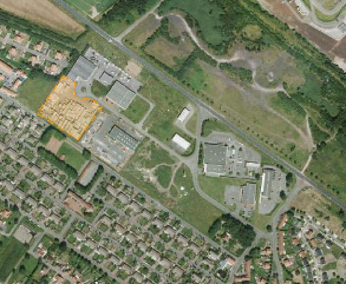 Terrain à louer sur Bois Dion - Ostricourt